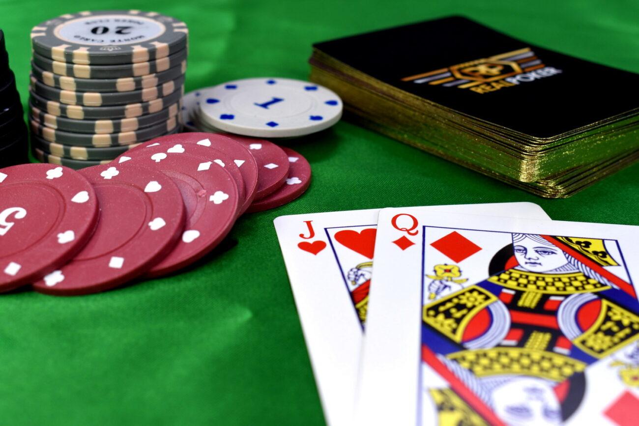 casino games - poker