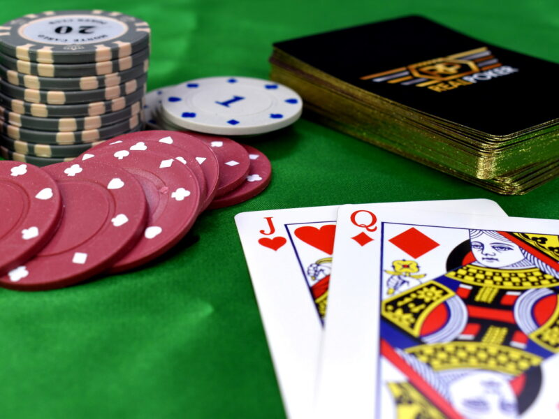 casino games - poker