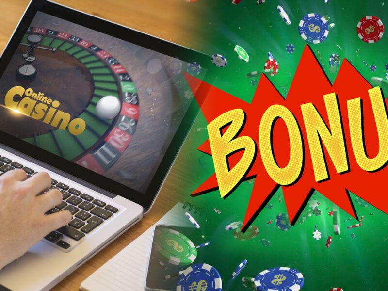 online gambling bonuses